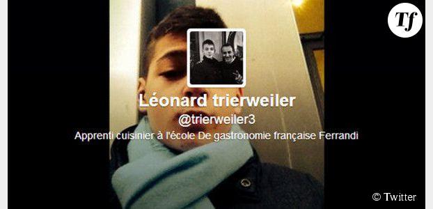 Léonard Trierweiler et Louis Sarkozy : le clash sur Twitter