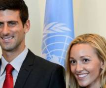 Novak Djokovic : son mariage avec Jelena Ristic