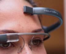 MindRDR : Bientôt des Google Glass pilotées par la pensée ?