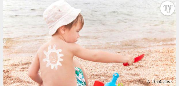Comment mettre de la crème solaire à un enfant en 10 étapes (et sans devenir chèvre)