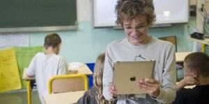Le code informatique enseigné aux enfants dès l'école primaire