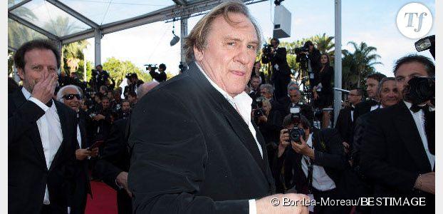 Gérard Depardieu se lance dans la vodka bio