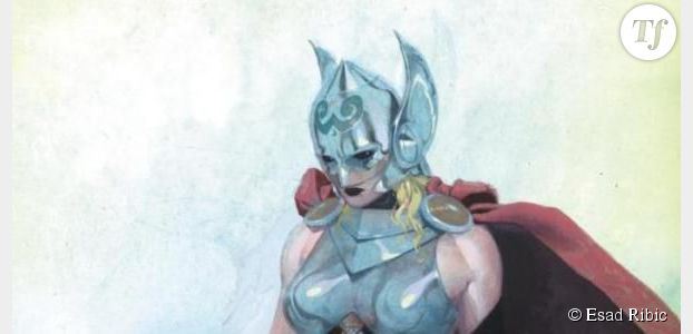 Marvel va faire de Thor une femme