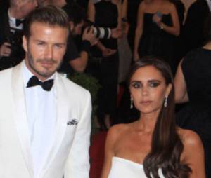 Victoria Beckham colle David au régime
