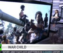Metal Gear Solid V : une image du jeu utilisée dans un reportage sur les enfants soldats