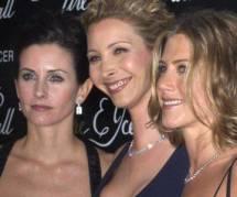 Friends : Lisa Kudrow toujours copine avec Jennifer Aniston et Courteney Cox