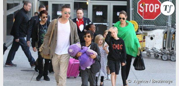 Angelina Jolie : un prochain film avec ses six enfants ?