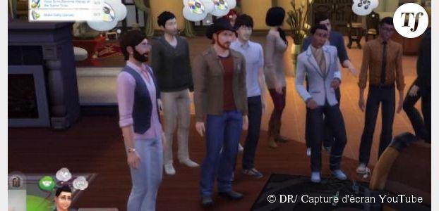 Sims 4 : une longue vidéo pour découvrir le jeu avant sa sortie