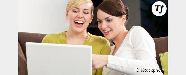 « Tea-shopping party » : virée de e-shopping chez les copines
