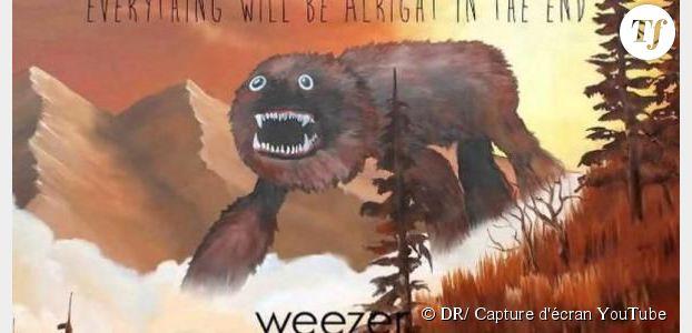 """Weezer : écoutez le nouveau single """"Back to the Shack"""""""