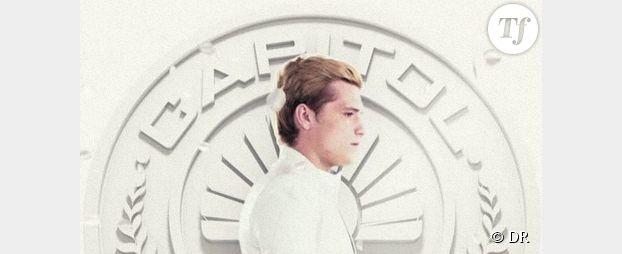Hunger Games 3 : Jenna Malone et Josh Hutcherson sur des affiches