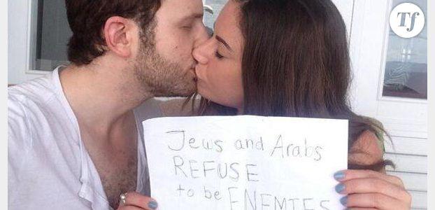 Juifs et Arabes s'unissent sur les réseaux sociaux pour diffuser un message de paix