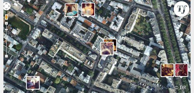 Google Maps : une carte du monde des chats