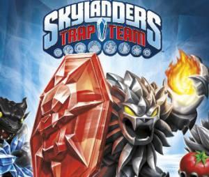 Skylanders Trap Team : découvrir l'édition collector Dark de Kaos