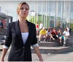 Les femmes se déshabillent pour Vladimir Poutine