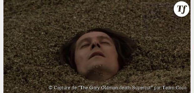Gary Oldman : un montage de toutes les fois où il est mort au cinéma - vidéo