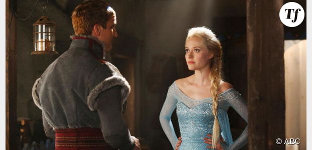 Once Upon a Time Saison 4 : une photo de la reine des neiges