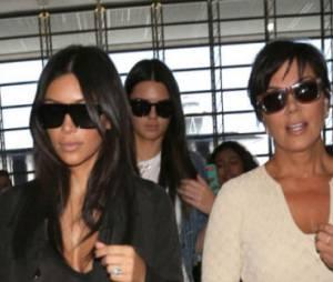 Kim Kardashian sans maquillage, ça ressemble à...