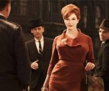 Mad Men : Christina Hendricks s'est fait lâcher par son agence quand elle a signé pour la série