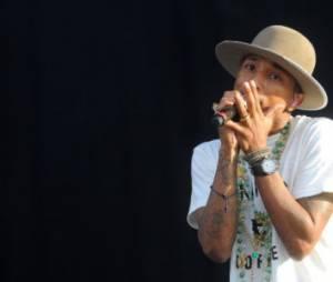 Pharrell Williams et Indila sont les artistes les plus diffusés à la radio et à la télévision