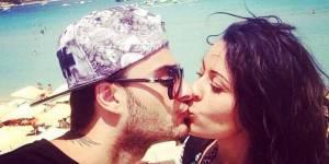Shanna et Thibault des Anges 6 amoureux et en vacances sur Instagram