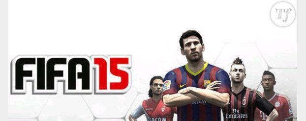 FIFA 15 : la Goal Line Technology  présente dans le jeu - en vidéo