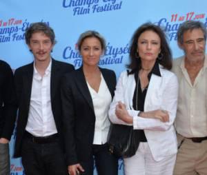 Anne-Sophie Lapix fait ses premiers pas au cinéma dans Bon Rétablissement !