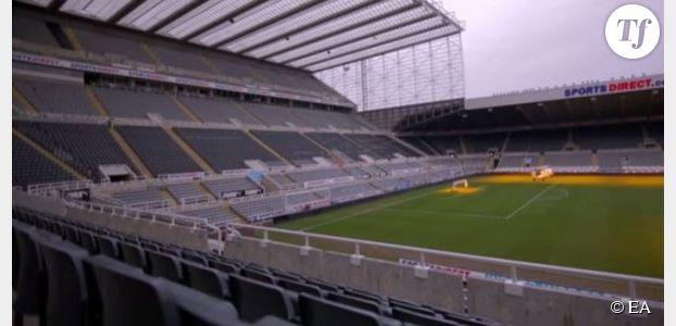 FIFA 15 : des images époustouflantes des nouveaux stades (vidéo)