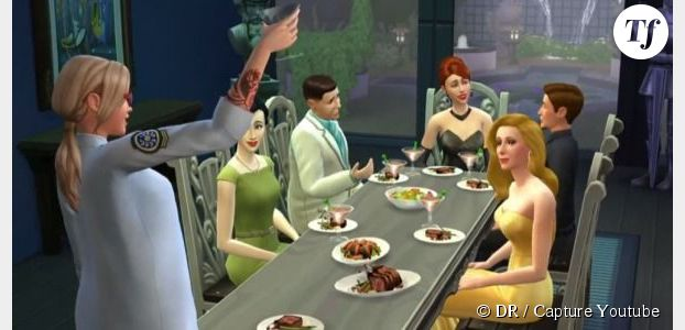 Gamescom 2014 : les Sims 4 se dévoilent en vidéo !