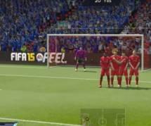FIFA 15 : un mode carrière très impressionnant