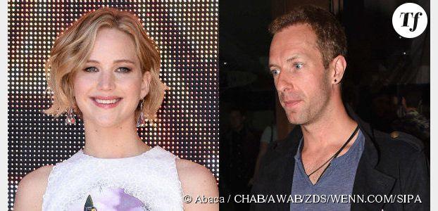 Jennifer Lawrence : la star de Hunger Games en couple avec Chris Martin ?