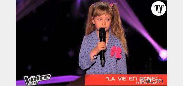 The Voice Kids : Jenifer sous le charme de la petite Gloria (vidéo)