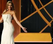 "Sofia Vergara : son gag des Emmy Awards était ""tout sauf sexiste"""