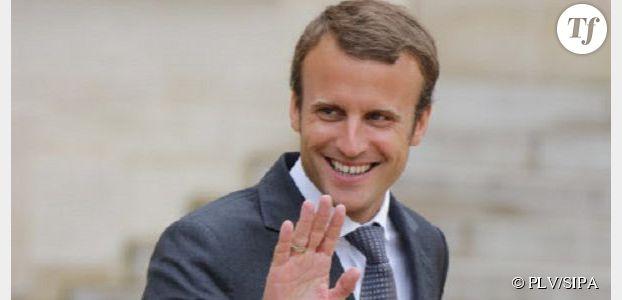 Emmanuel Macron : le jeune ministre de l'Economie a épousé une femme de 20 ans son aînée