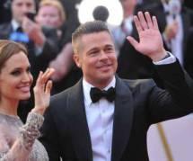 Mariage secret pour Angelina Jolie et Brad Pitt en France