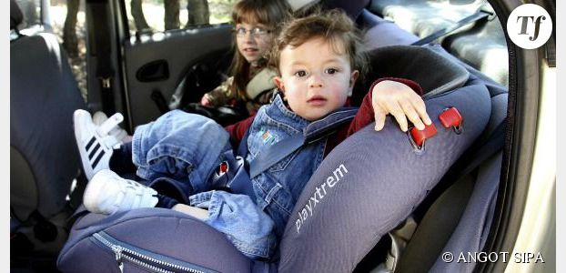 Les sièges auto pour bébé sont de vrais nids à microbes