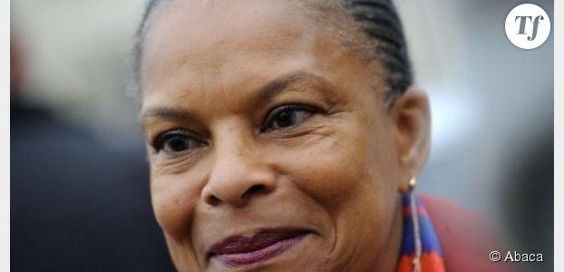 UEPS: Christiane Taubira soulève une polémique en s'affichant auprès des frondeurs