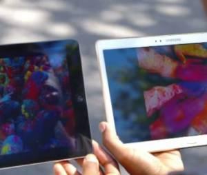 Samsung se paye l'iPad Air d'Apple dans une nouvelle campagne publicitaire