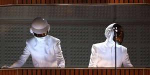 Un des Daft Punk prépare un album solo avec Charlotte Gainsbourg en guest