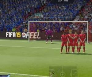 FIFA 15 : une vidéo époustouflante du côté des gardiens
