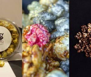 Pop-corn : 4 spots où trouver du maïs soufflé chic à la truffe ou au matcha