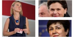 Commission européenne : toujours 9 femmes... mais 3 vice-présidentes