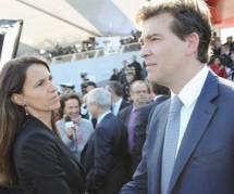 Aurélie Filippetti : Montebourg, Cahuzac, livre érotique ou les éternels sous-entendus autour des jolies femmes politiques
