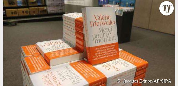 """""""Merci pour ce moment"""" : les femmes désapprouvent le best-seller de Valérie Trierweiler"""