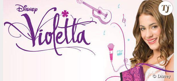 Violetta Live 2015 : dates des concerts avant la saison 4