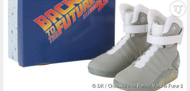 Retour Vers le Futur 2 : les chaussures de Marty McFly déjà en ...