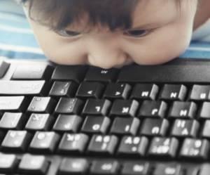Les claviers d'ordinateur influenceraient le choix des prénoms des bébés