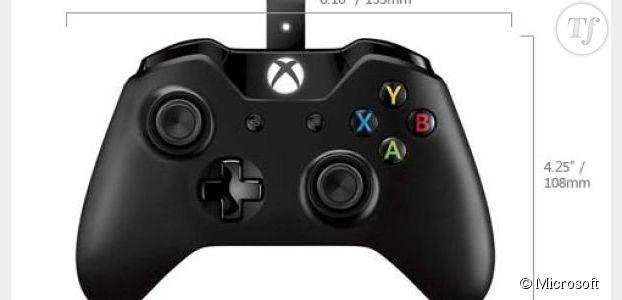 Xbox One : date de sortie de la manette pour PC