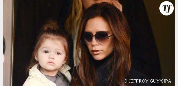 """Harper Beckham, 3 ans, est """"trop grosse"""" pour un magazine people allemand"""