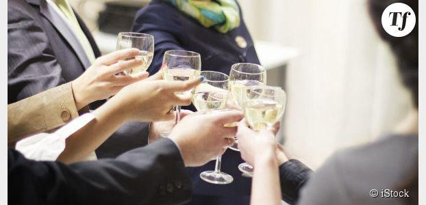 Un salarié français sur quatre consomme de l'alcool au travail